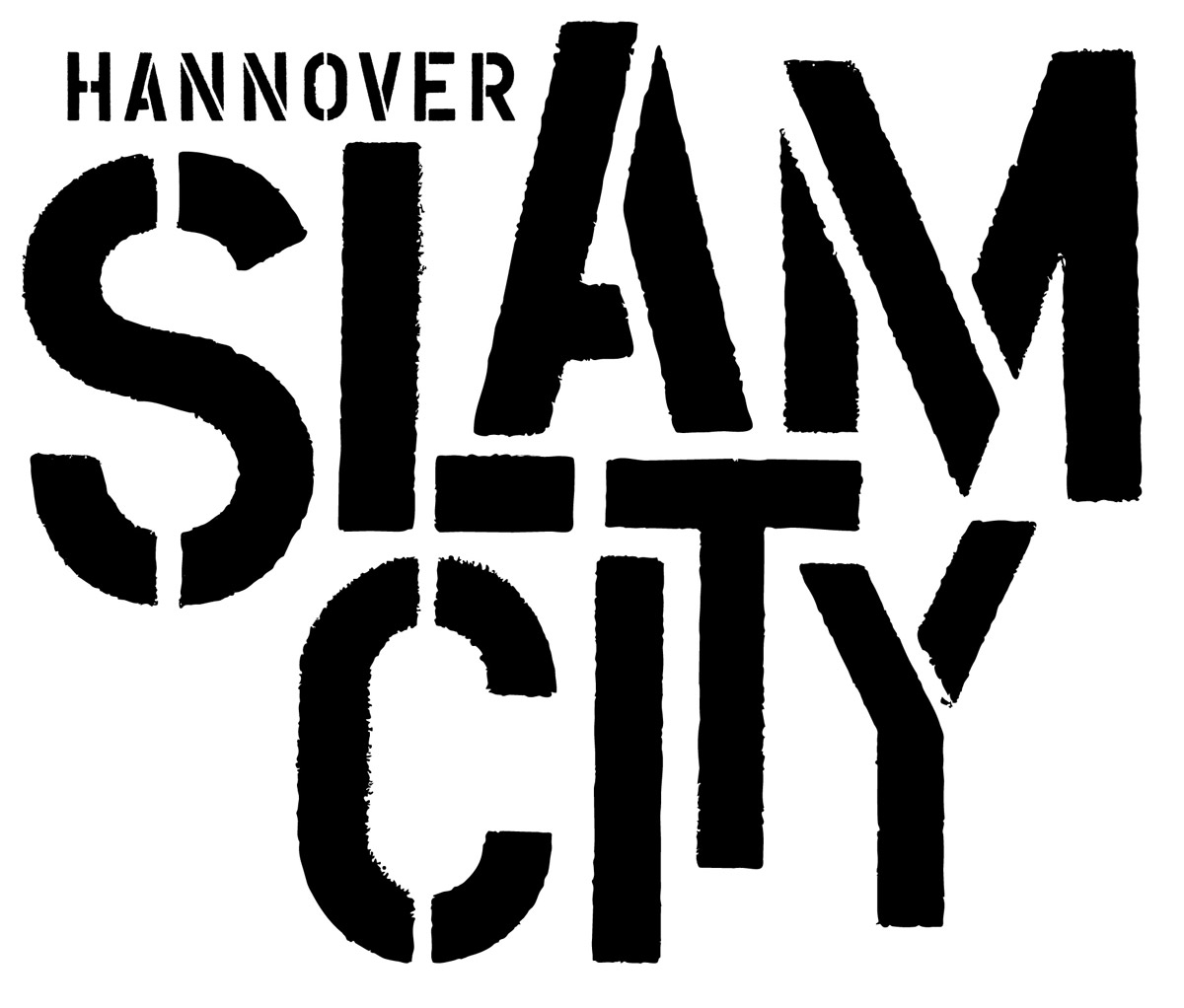 Hannover Slam City Logo